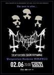 MAYHEM (Norway) || 02.06.17 || Москва (Volta)
