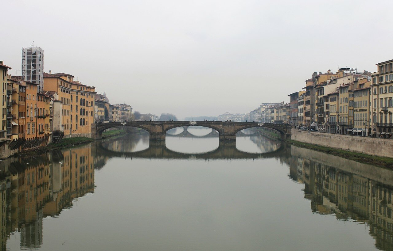 Florence in January
