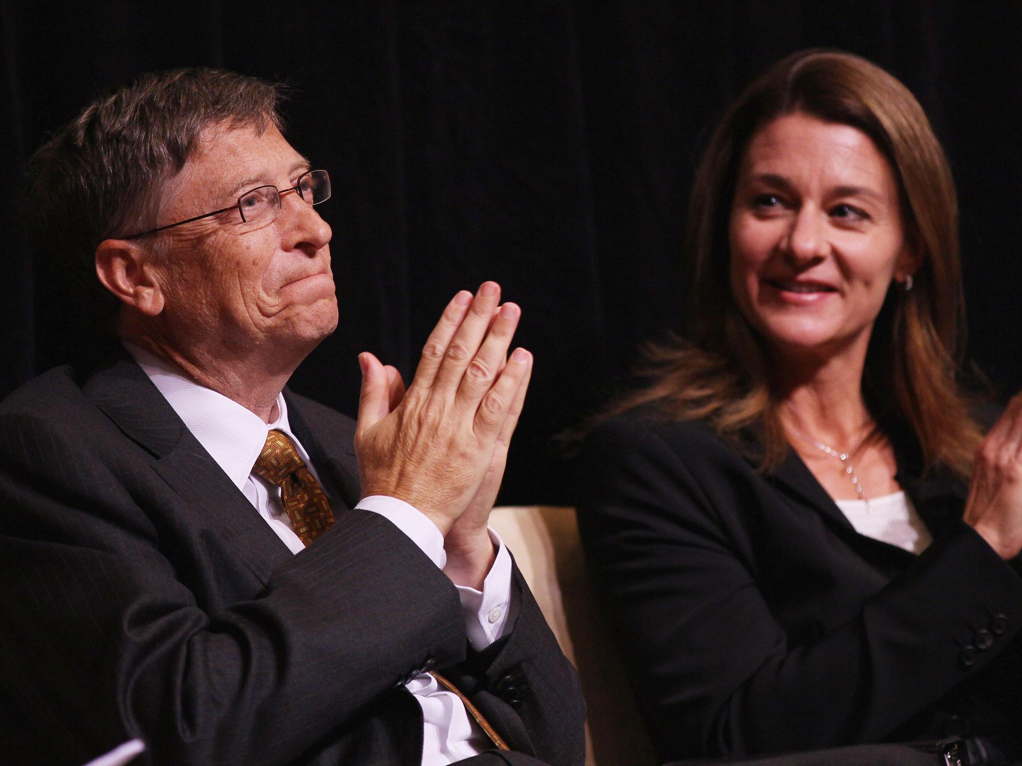 Билл и Мелинда Гейтс Состояние Билла Гейтса на ноябрь 2016 года — 80 миллиардов долларов. Билл позна