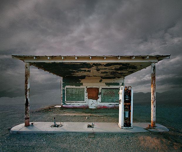 Дезерт-Шорс, Калифорния.
