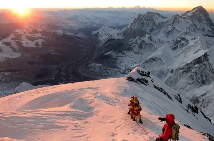 Подборка sergeydolya   № 10. Аннапурна I (Гималаи) — 8091 метров Аннапурна I — наивысшая вер