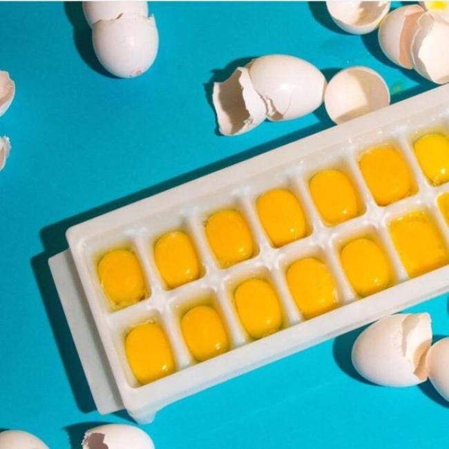 © datruckk  Бывают случаи, когда мынеуспеваем использовать все яйца, пока они свежие, или ис