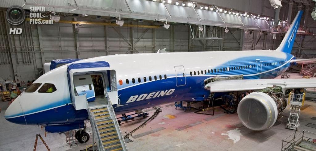 Boeing построила новый «Лайнер мечты»