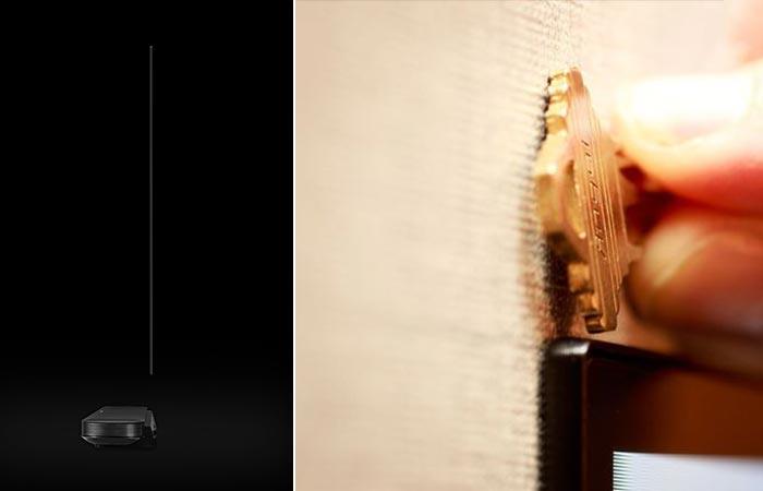 Потрясающее качество. Представлен LG W7 OLED был на международной выставке бытовой электроники CES 2