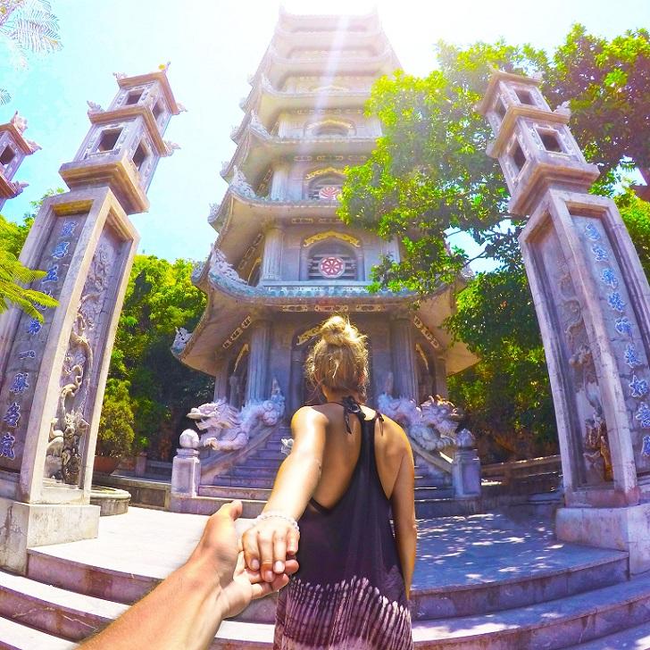Мраморный храм, Хойан, Вьетнам