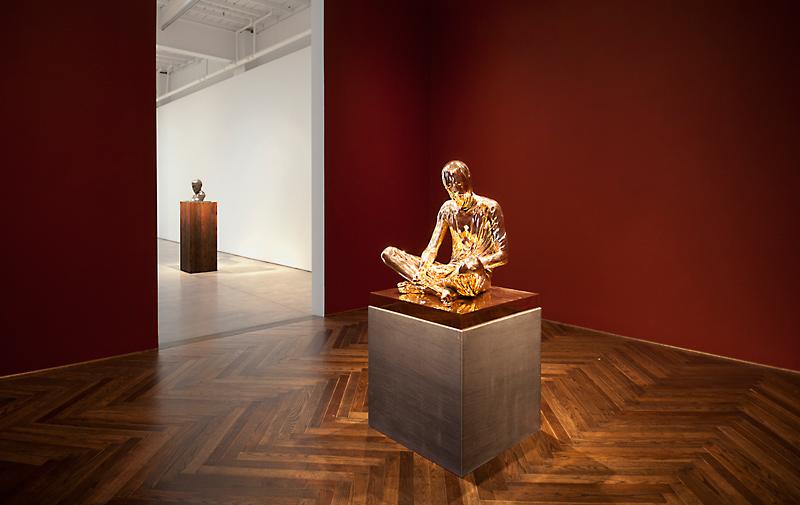 Британская скульптура: Kevin Francis Gray (13 фото)