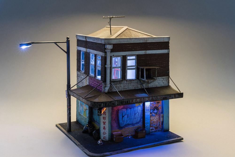 Урбан-здания городов мира в миниатюре