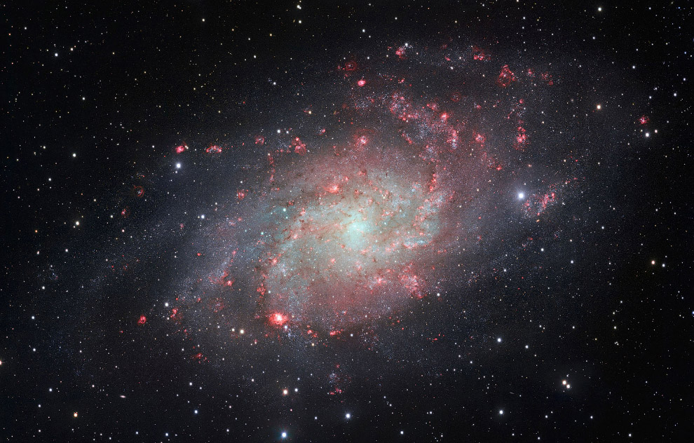 12. Место будущего Европейского чрезвычайно большого телескопа . Это планируемая к постройке астроно