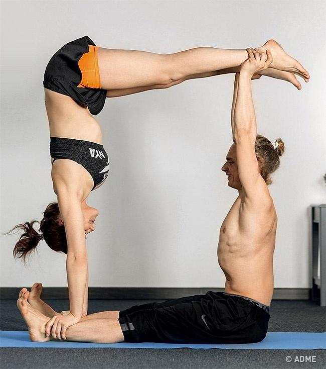 Эффект. Укрепляет мышцы спины, живота ирук, улучшает осанку. Растягивает мышцы ног иснимает напряж