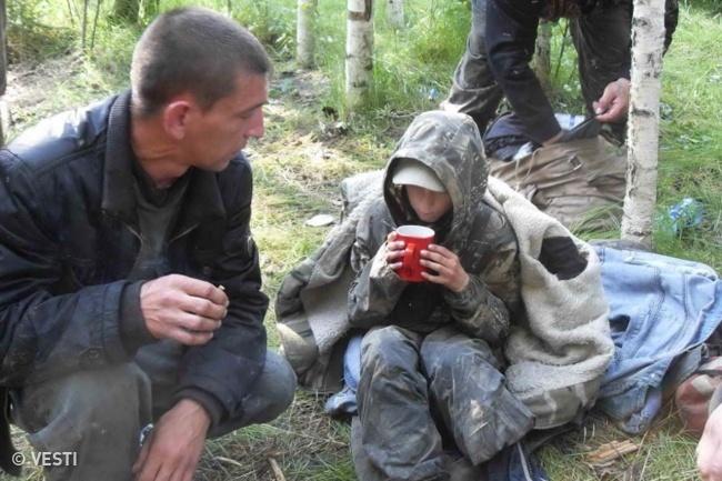 © vesti  Рома Платов обожал ездить спапой нарыбалку. Однажды тот взял сына ссобой порыбачит