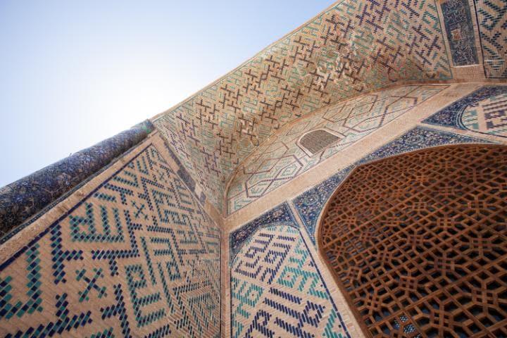 Шахрисабз, Узбекистан. Под угрозой с 2016 года. Этот памятник архитектуры попал в список Всемирного