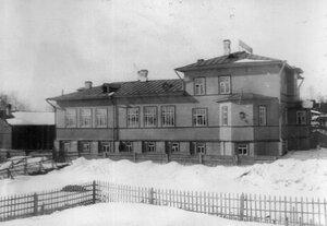 Здание Первой Российской Сергиевской школы трезвости.