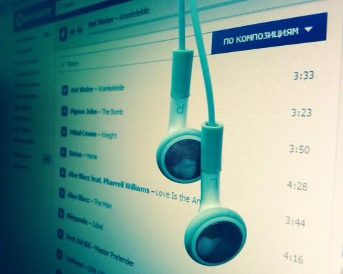 «ВКонтакте» запустила втестовый период аудиорекламу напользователях