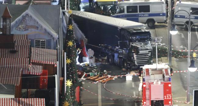 Милиция отыскала логово устроившего теракт вБерлине