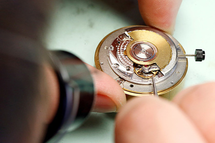 Экспорт швейцарских часов в Российскую Федерацию задва года обрушился на44%