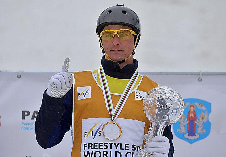 Николаевцы Александр Абраменко иОльга Харлан претендуют нанародный спортивный «Оскар»