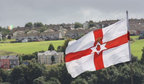 Ирландия исебе желает референдум онезависимости от Великобритании