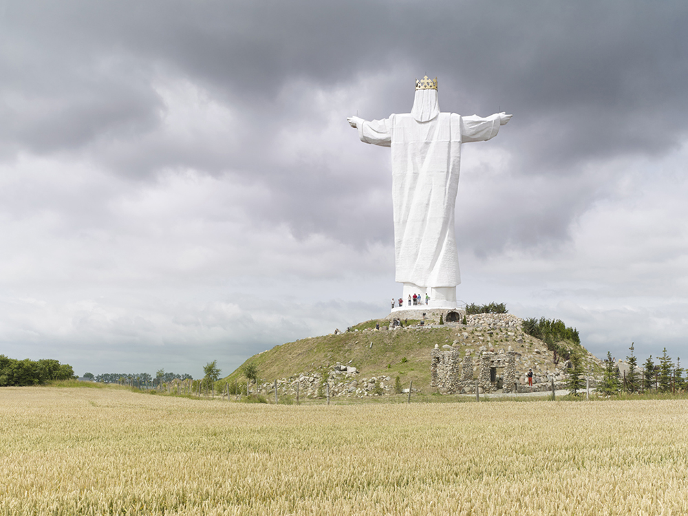 Christ the King, Swiebodzin, Poland, 120 ft, built in 2010