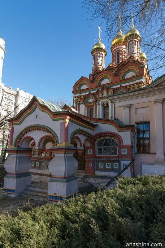 Церковь Николы на Берсеневке, Москва