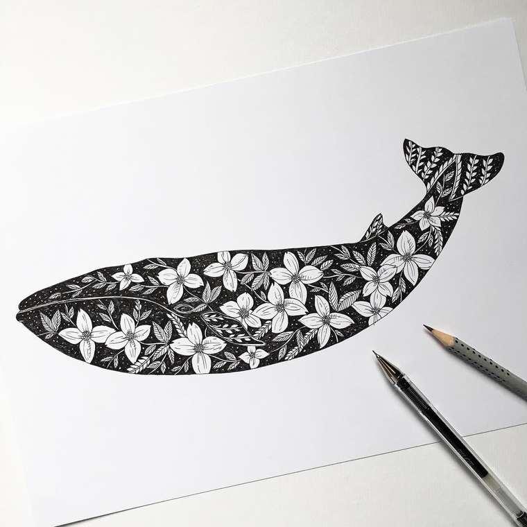 Les superbes doodles d'Alfred Basha