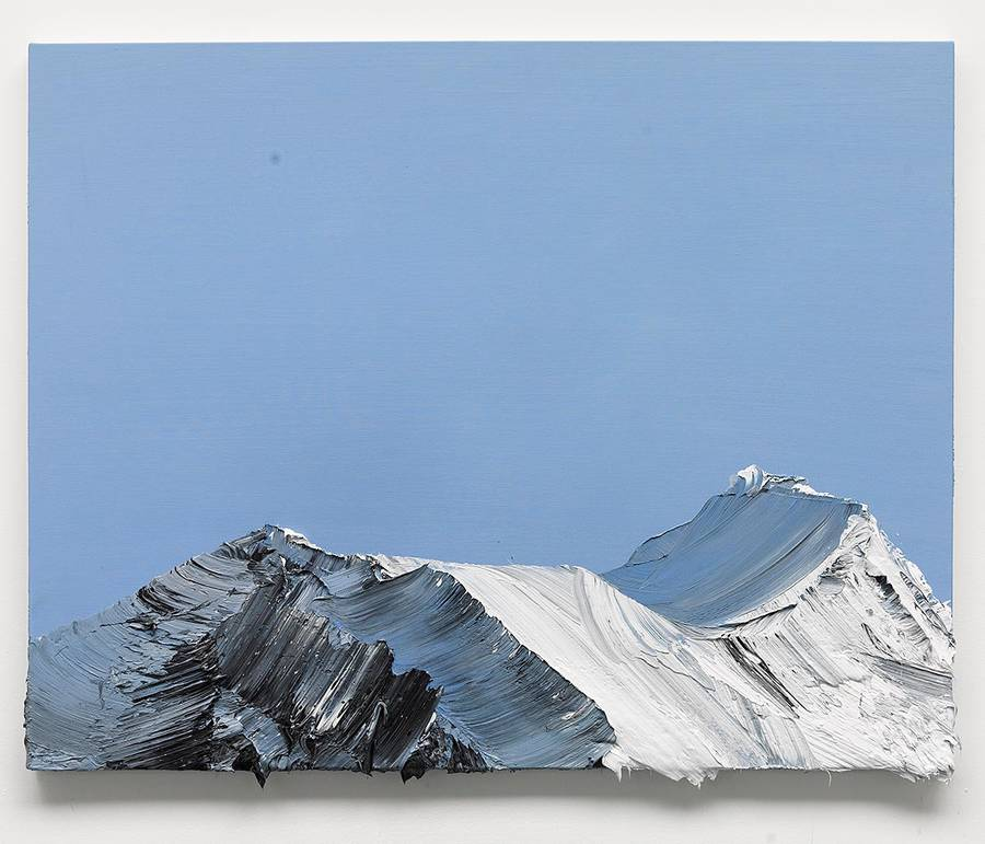 Conrad Jon Godly Nature Paintings