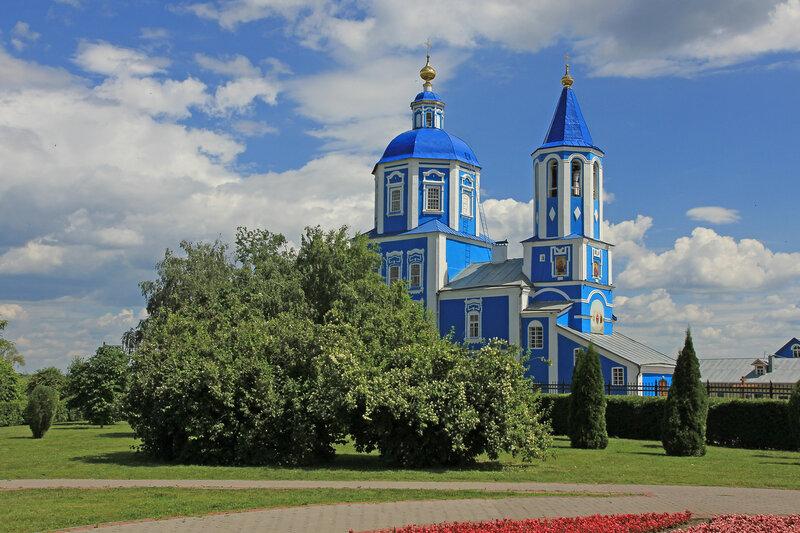 Тамбов. Церковь Покрова Пресвятой Богородицы