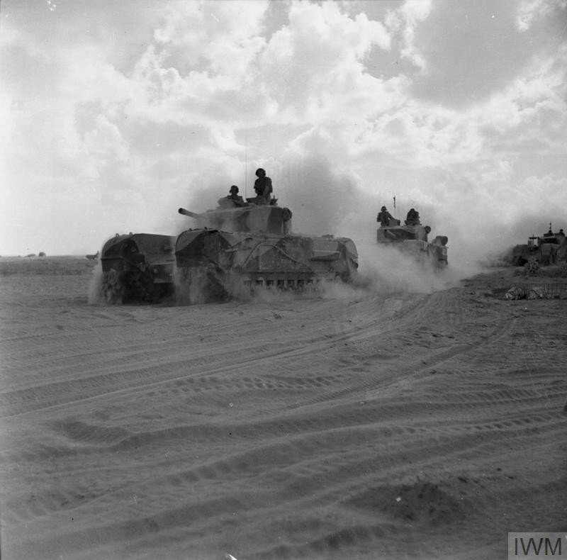 CAMPAIGN IN NORTH AFRICA 1940 1943