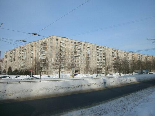 ул. Дыбенко 12к1