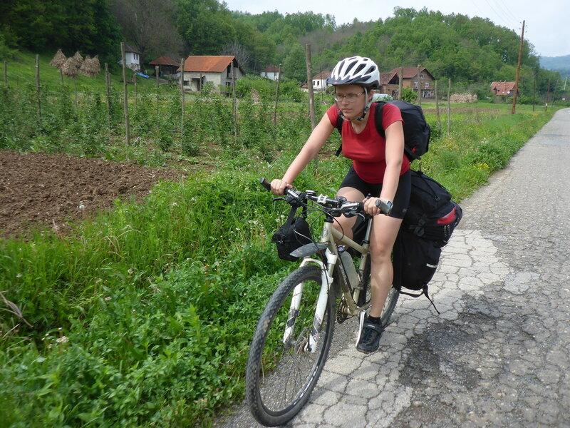 велопоход по сербии