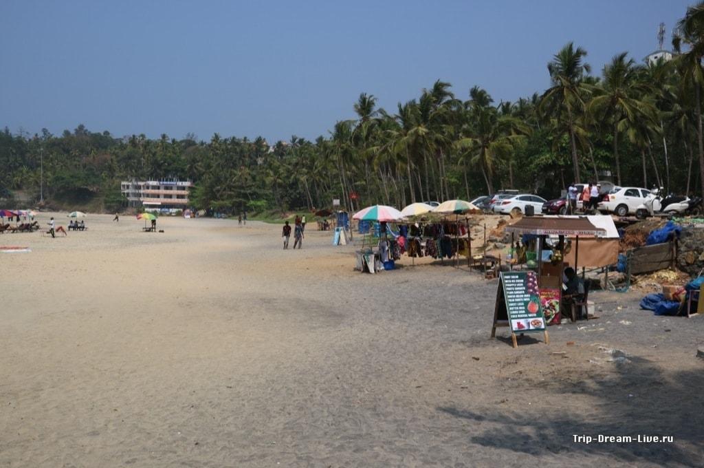 Пляж Гава
