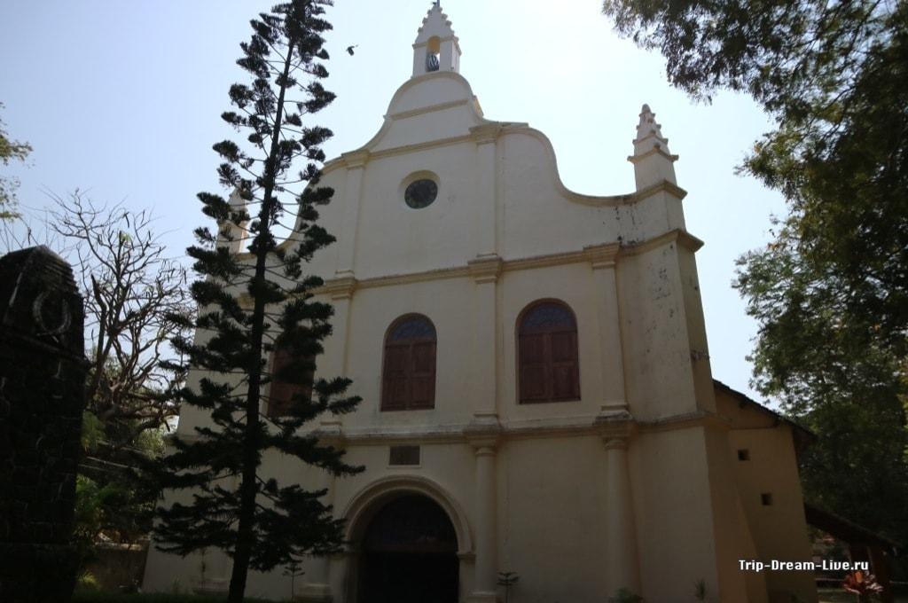 Церковь Святого Франциска в Кочи