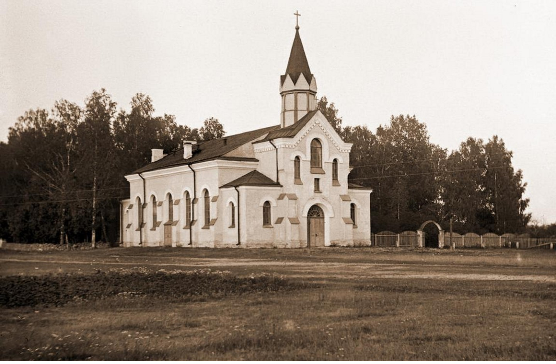 Большое Кузёмкино. Церковь