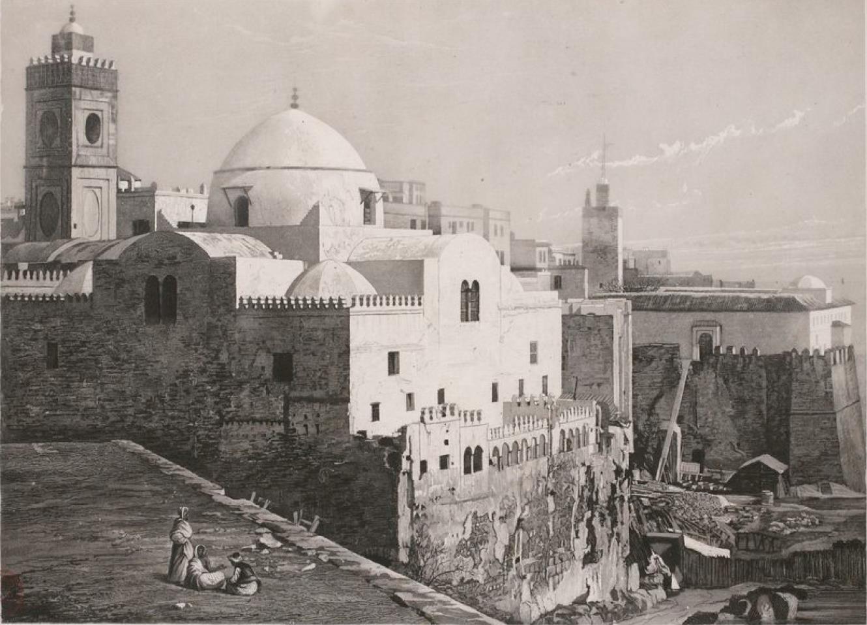 Алжир. Большая мечеть