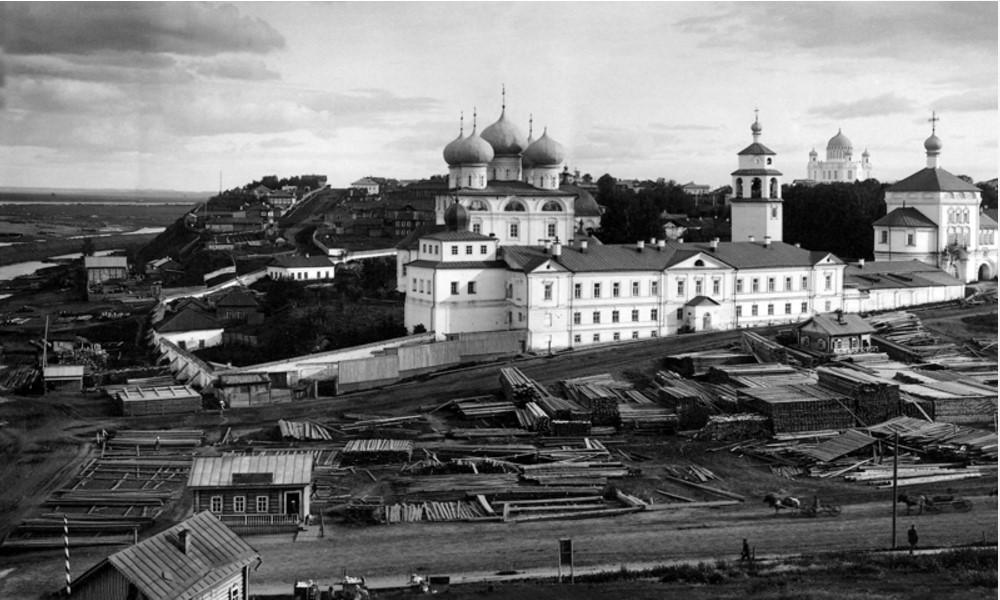 Мужской Трифонов монастырь