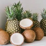 ананасы кокосы