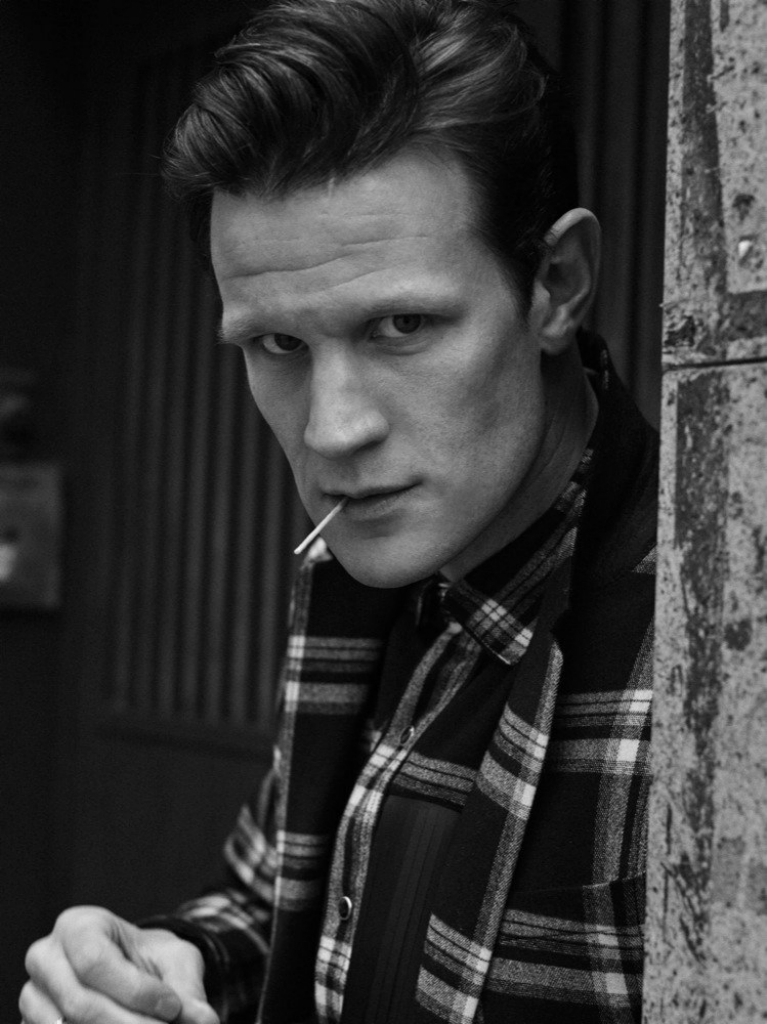 "Matt Smith. ""Interview"", November 2016..jpg"