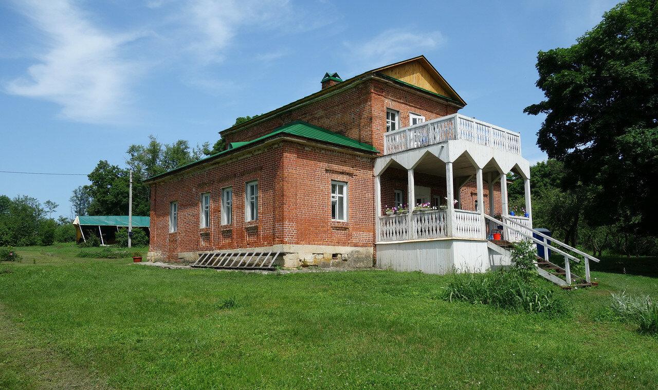 усадебный дом сестры Л. Н. Толстого