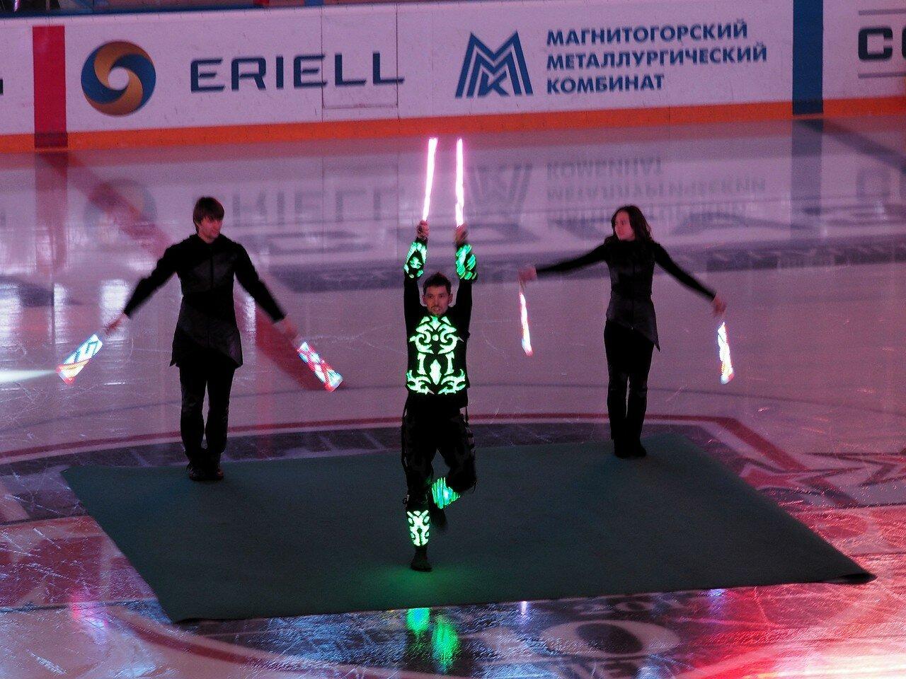 51Металлург - Спартак 13.01.2017