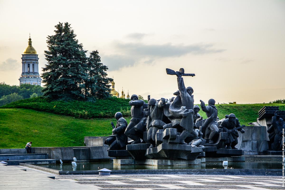 Киев, Музей истории Украины во Второй мировой войне