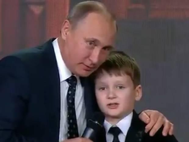 """Поехала крыша? Путин """"пошутил"""", что """"границу России нигде не заканчивается"""" (видео)"""