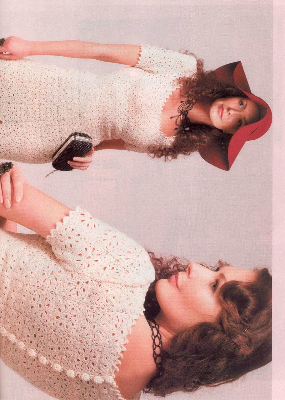Модели женских кофточек