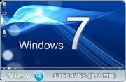 Windows 7 SP1 x64 Максимальная by kazanov 24.12.016 [Ru]