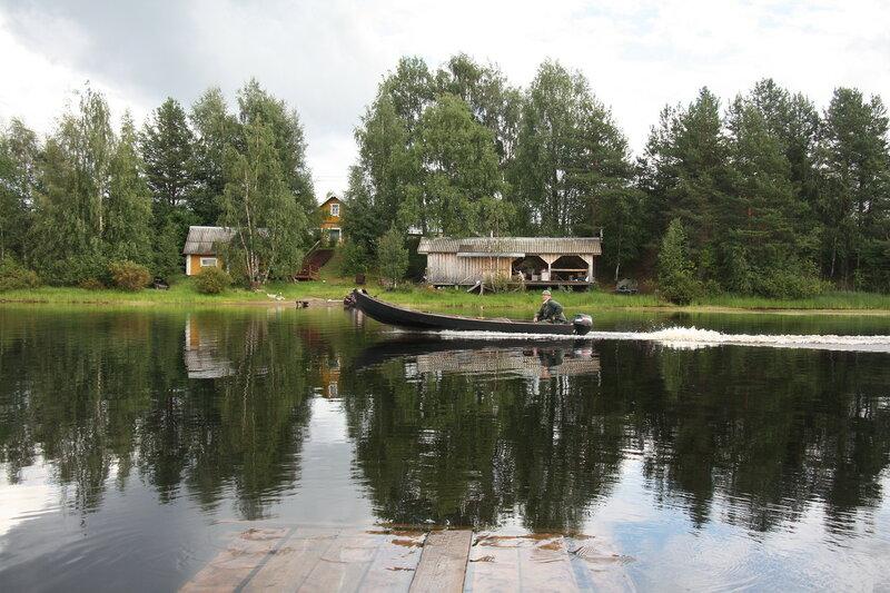 67. Юшкозеро, Калевальский район, Карелия.JPG