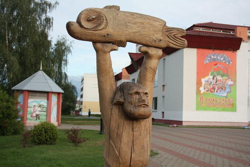79. В лучах славы и творчества. Шклов, Могилёвская область, Белорусская область.JPG