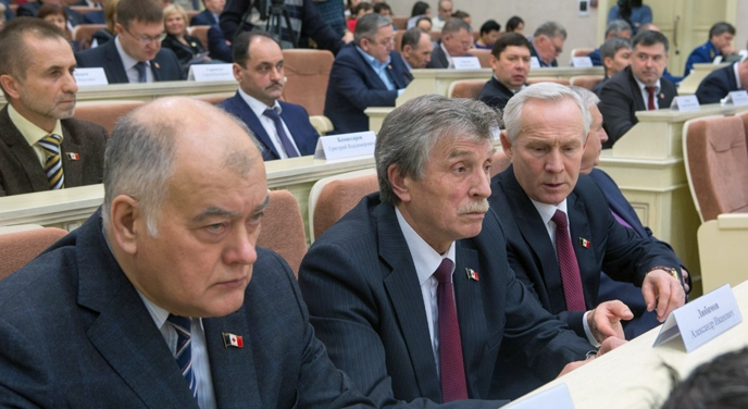 Впервом чтении Госсовет Удмуртии принял бюджет на наступающий год