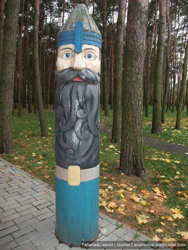 Сквер Фестивальный