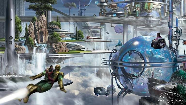 Аттракцион виртуальной реальности Futurift   выгодный бизнес