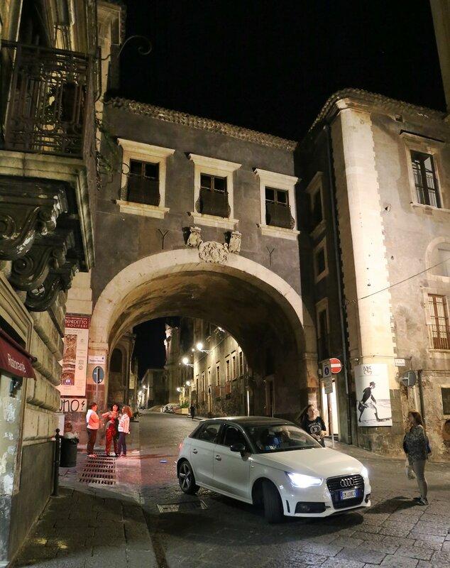 Night Catania