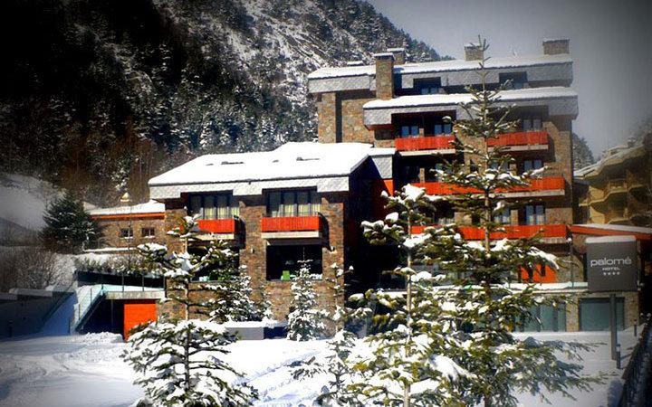 Ла-Массана расположен всего в 7 км от столицы Андорры. Помимо катания на лыжах или скейтборде, з