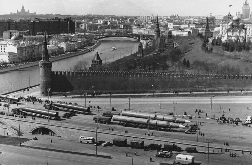 Москва, фото из журнала